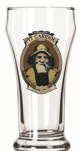 5 oz pilsner tasting glass