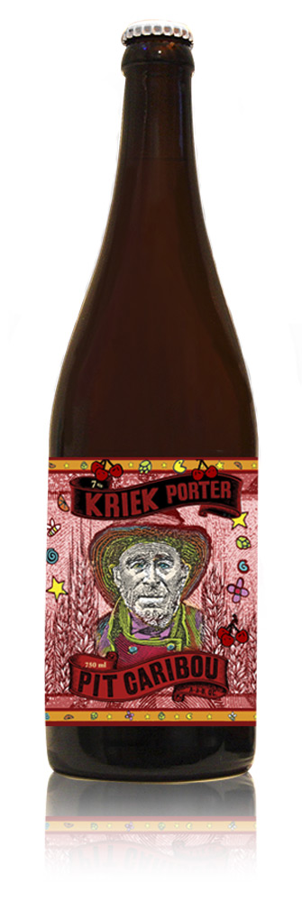 Kriek Porter