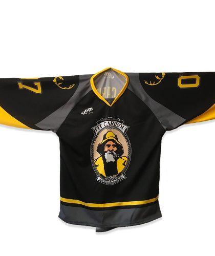 Jersey hockey Pit Caribou