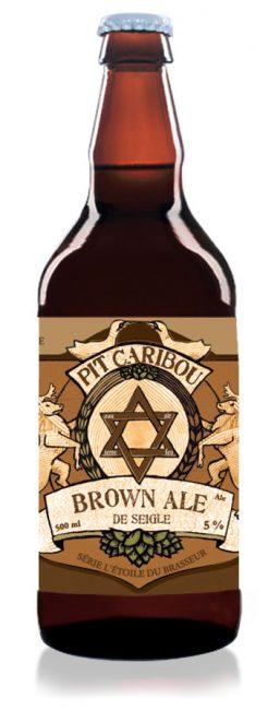 Brown Ale de Seigle