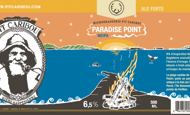 Erratum: Paradise Point bottled on March 20th, 2020