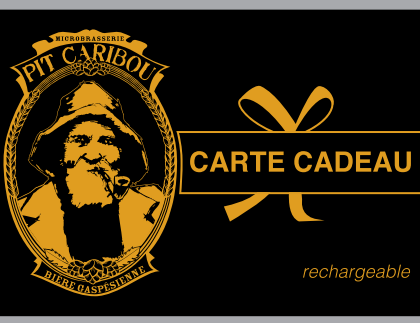 rechargeable gift card