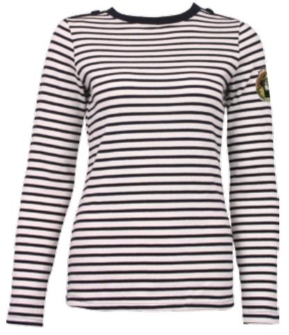 Women's sailor top