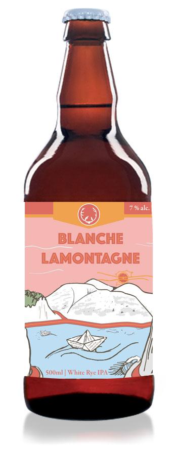 Blanche Lamontagne