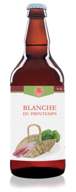 Blanche du Printemps