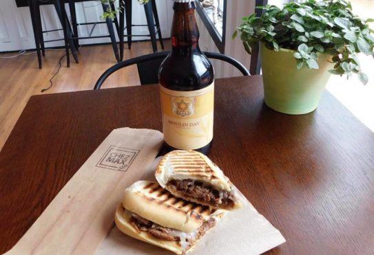 Sandwich Le braisé du Moulin