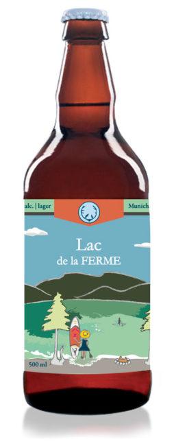 Lac de La Ferme
